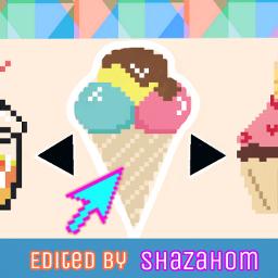 click shazahom1 8bit items icons