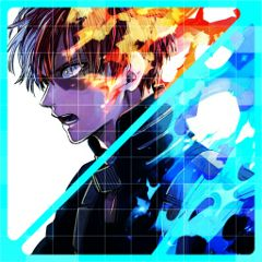 freetoedit shoutotodoroki anime bokunoheroacademia bokunohero