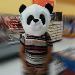 panda hello me freetoedit