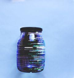freetoedit jar interesting art glitch