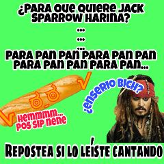 freetoedit pan jacksparrow chistemalo chistesmalos