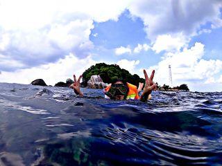 snorklinh snorkeling freetoedit