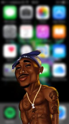 2pac theycallme welcome 1st iphone freetoedit