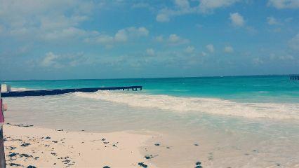 freetoedit beach mexiko sun beautiful