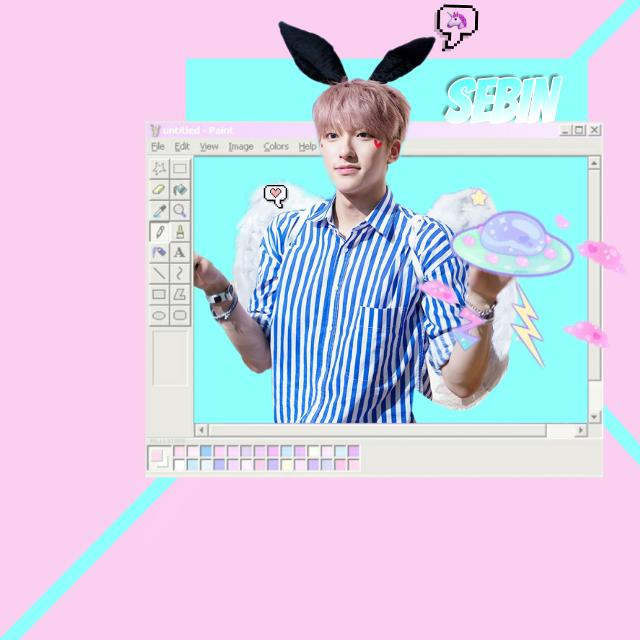#FreeToEdit #Snuper #sebin #maknae #baby #pink #edit #kpopedit #kpop #cute #pinkyboy #maknaeline #jangsebin #korean