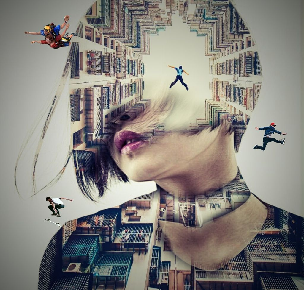 #doubleexposure Thank you so much @pa 💙💙💙💙