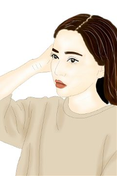 freetoedit drawing mydrawing cute girl