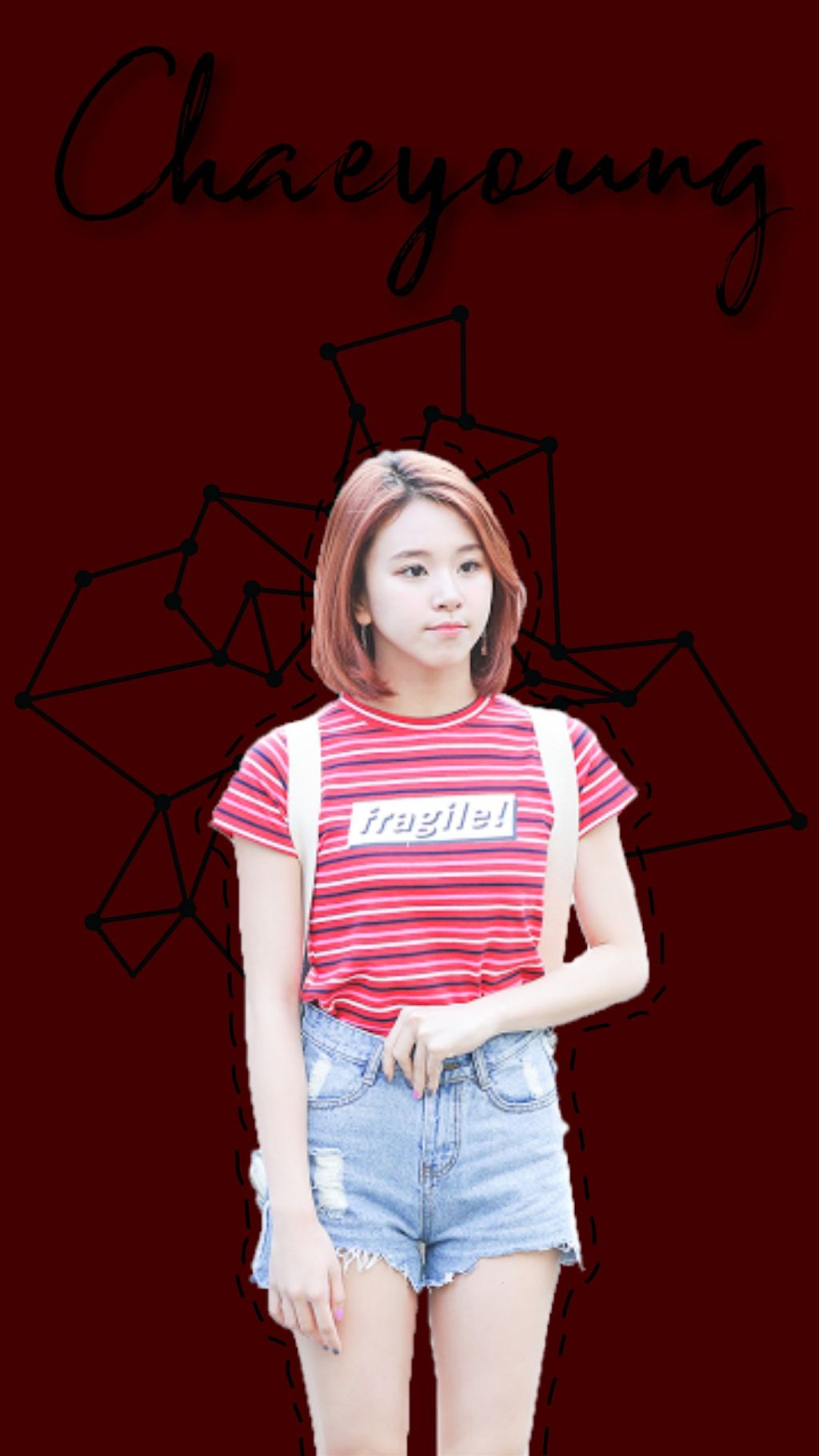 Twice Chaeyoung Wallpaper Iphone