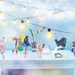 freetoedit party dance blueeffect lightseffect
