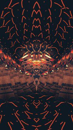 myedit myart abstract alien