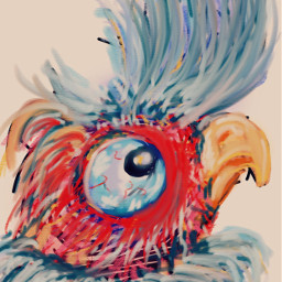 draw drawing drawonsmartphone boring bird