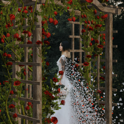 freetoedit weddingdispersion wedding weddingdress arch