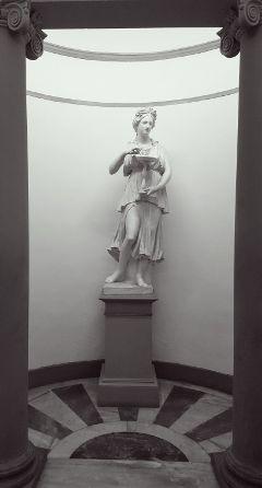 freetoedit photography blackandwhite art statue