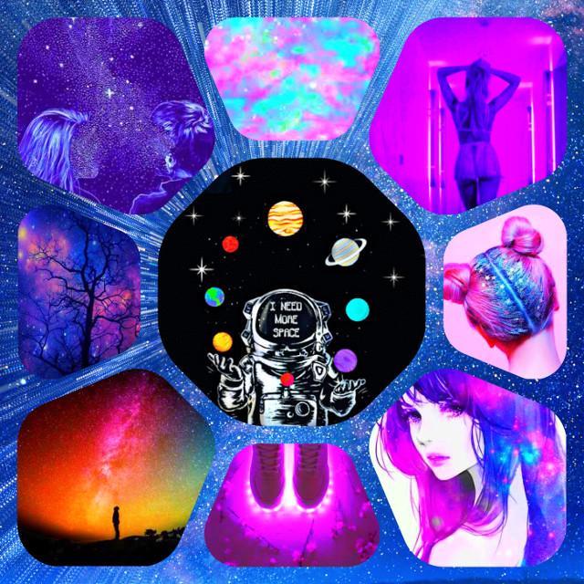 🌎 Galaxy Aesthetic 🌎 #aesthetic #aestheticmoodboard #moodboard #mood #galaxy #galaxyeffects #picsart #freetoedit #wapaestheticboard