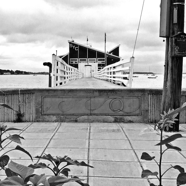 #blackandwhite #bridge #symmetry #rustic #sidewalk #boardwalk  #freetoedit