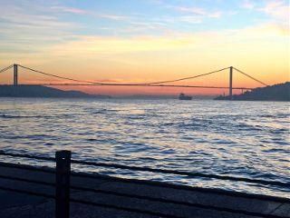 freetoedit sunset bridge travel