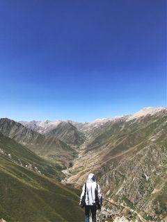 turkey travel mountain people sky freetoedit