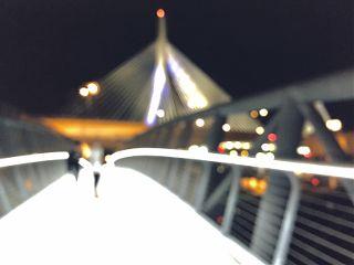 boston zakim bridge bunkerhill architecture