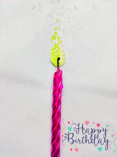 happybirthday birthday candle freetoedit colorful