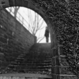dpcstaircase freetoedit cloisters newyorkcity blackandwhite myoriginalphoto