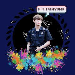taehyung bts freetoedit
