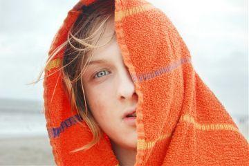 brother portrait beach assateague md