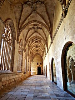 photography cloister architecture arches travel freetoedit