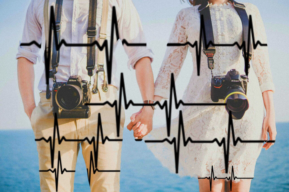 #freetoedit #heart #pulsestickerremix