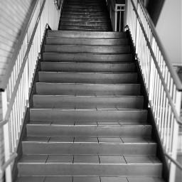 blackandwhite stairs delmar campus photography