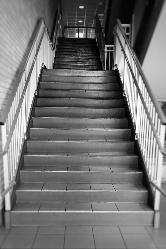 #blackandwhite #stairs #delmar #campus #photography #canvasart #corpuschristi #texas #361 #personality #photoproject #