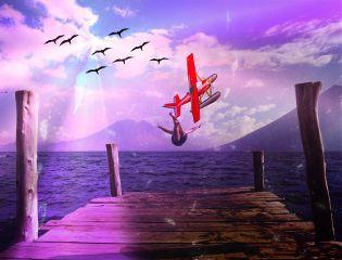 freetoedit myedit flight takeoff