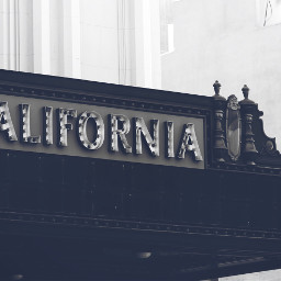 california sign urbanphotography freetoedit