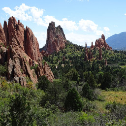 freetoedit myphoto gardenofthegods mountains sky