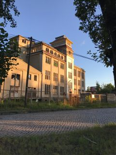 freiberg industry building