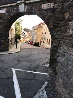 freiberg citywall