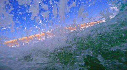 wave beachday