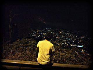 freetoedit streetlights panorama night lights
