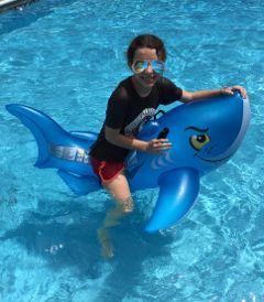 freetoedit shark sharky me girl