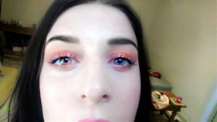 eyes eyeshadow makeup make makeupselfie freetoedit