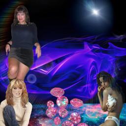 freetoedit glittergirl69 fastcars womem