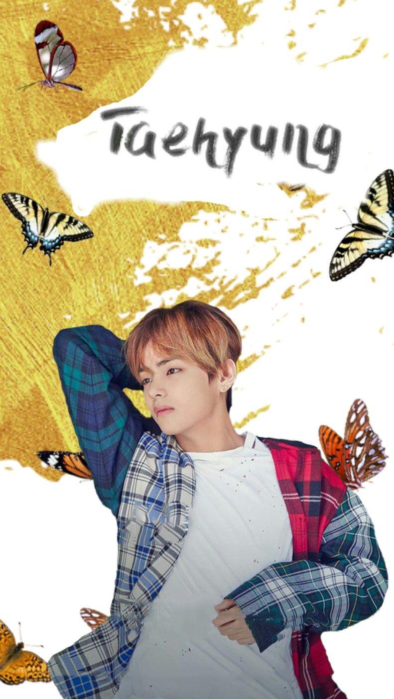 V Taehyung Bts Wallpaper Edit Kpop