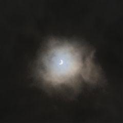freetoedit eclipse spooky moon eclipse2017