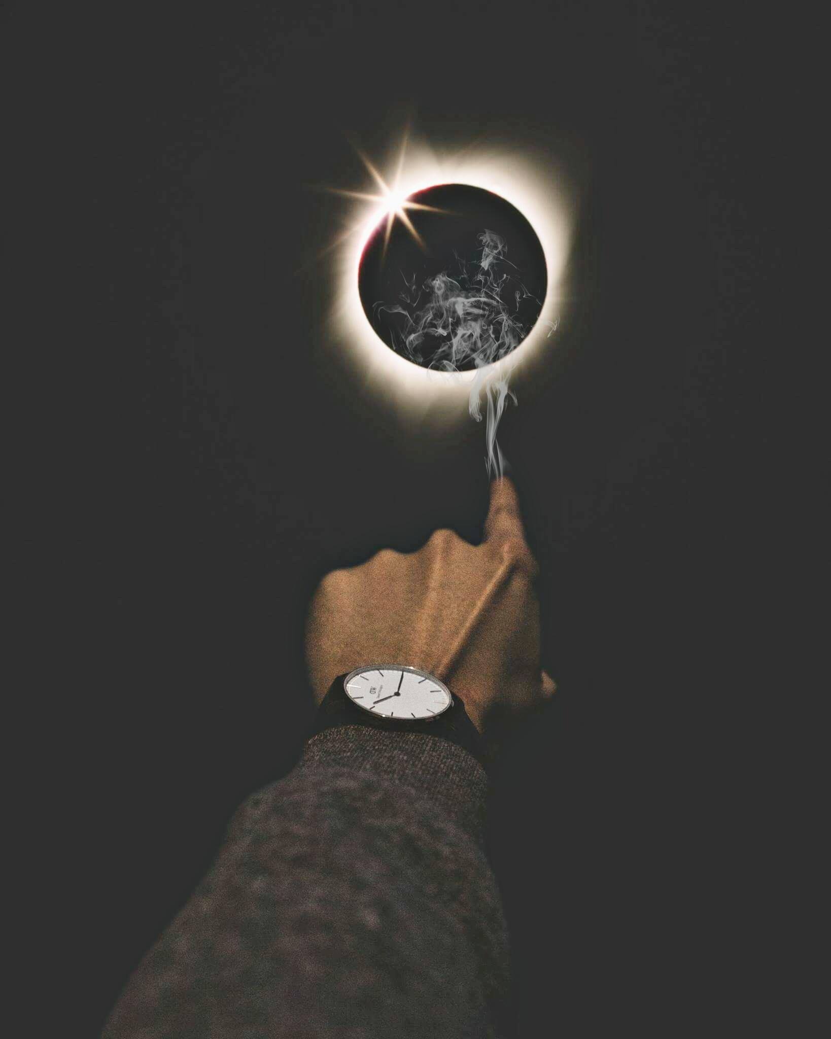 #eclipse2017 #solareclipse #magic # #retro #remixit