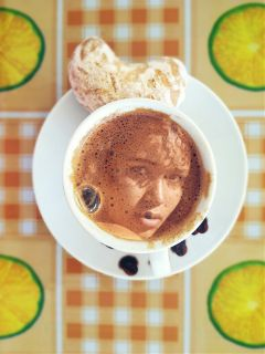 freetoedit coffeemugremix coffeegirl