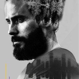 30secondstomars jared blackandwhite actor wap30stm freetoedit