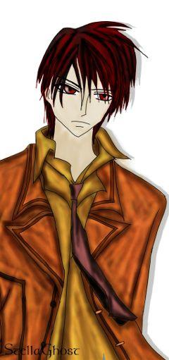 nerinhoyutama vampire blood animeboy paint wdpfashion
