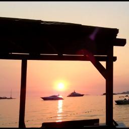 sunset summer yachting remisenshotles epidaurushotel