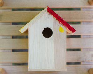 freetoedit birds house wooden handmade