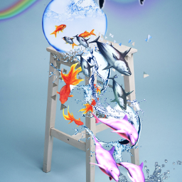 freetoedit liberty fishs fish water