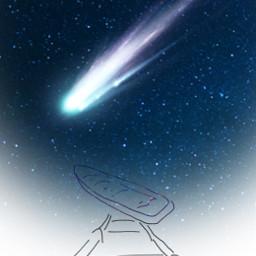 freetoedit boat shootingstar sketched